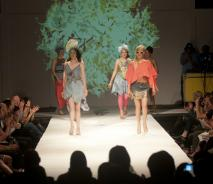 Fashion and Textile Technology runway show