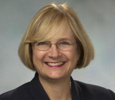 Susan A. McCartney, Ph.D., Director of the Small Business Development Center