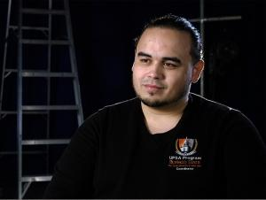 Jeremiah Perez-Torres, Criminal Justice Student